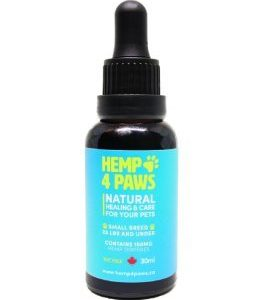 Hemp Oil Small Breed