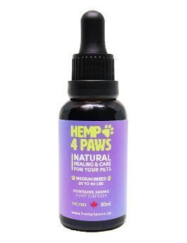Hemp Oil Medium Breed