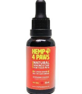 Hemp Oil XLarge Breed