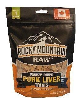 Pork Liver Freeze Dried