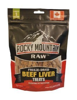 Beef Liver Freeze Dried