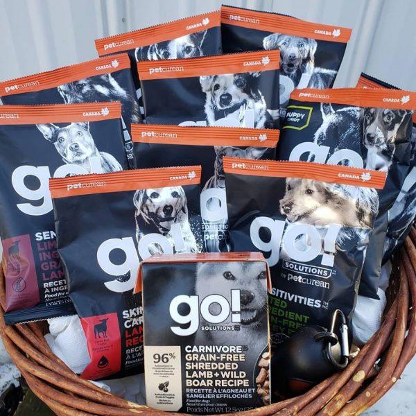 Go! Sample Bag