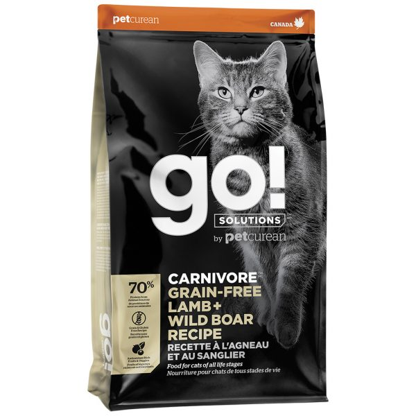 Go! Cat Food Lamb