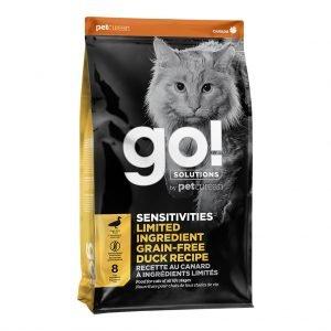 Go! Cat Food Duck