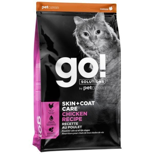 Go! Cat Food Chicken