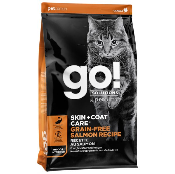 Go! Cat Food Salmon