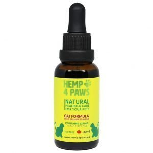 Hemp 4 Paws Cat