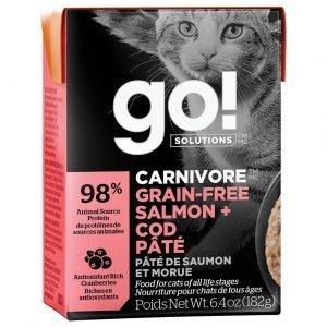 Salmon & Cod Pate