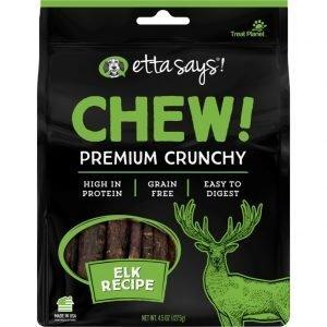 Chew! Premium Crunchy Elk