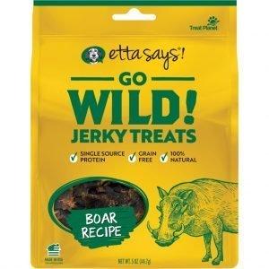 Go! Wild Jerky Boar