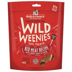 Wild Weenies Red Meat